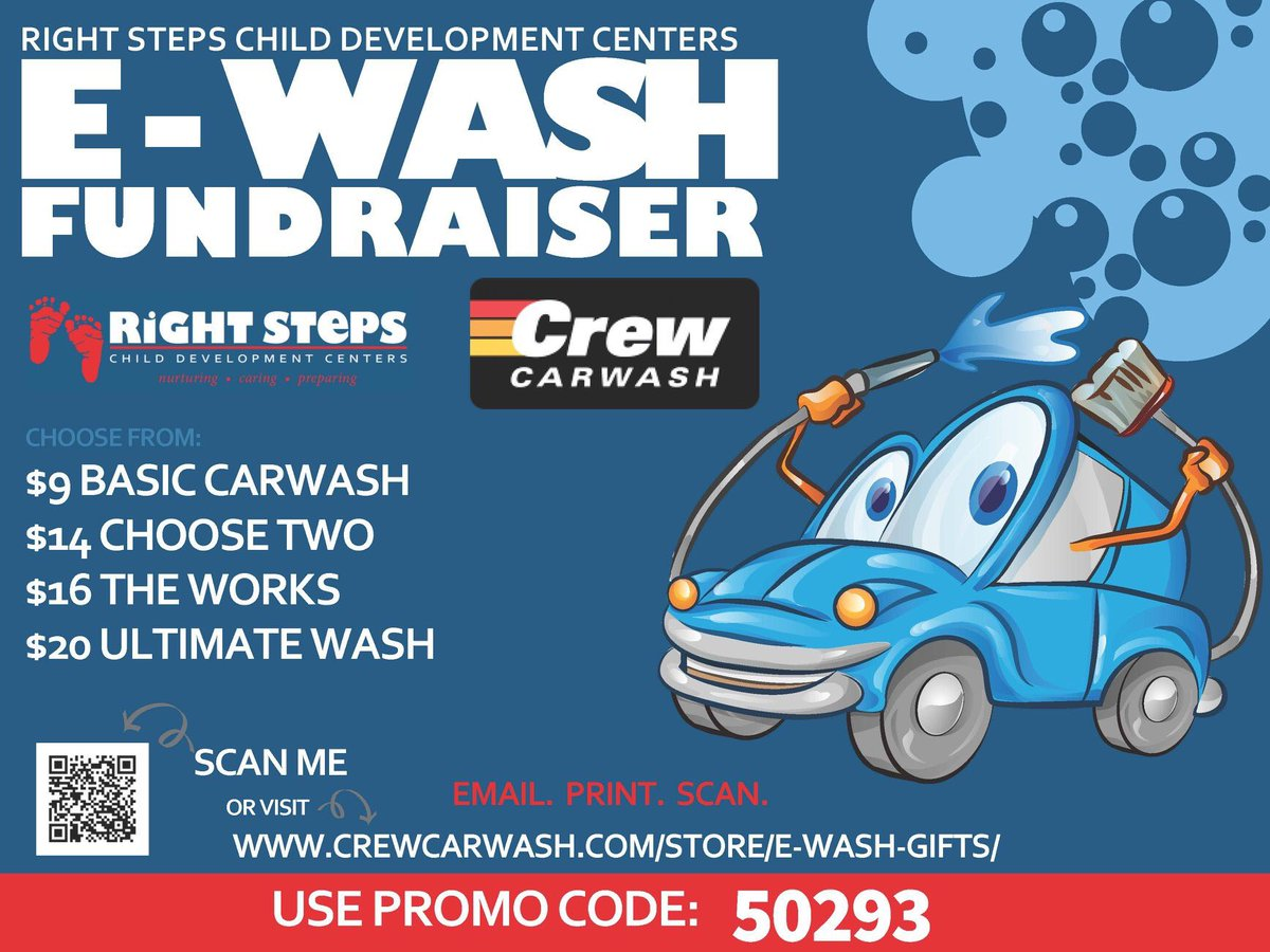 Crew Car Wash Near Me >> Right Steps Cdc On Twitter In The Month Of November When