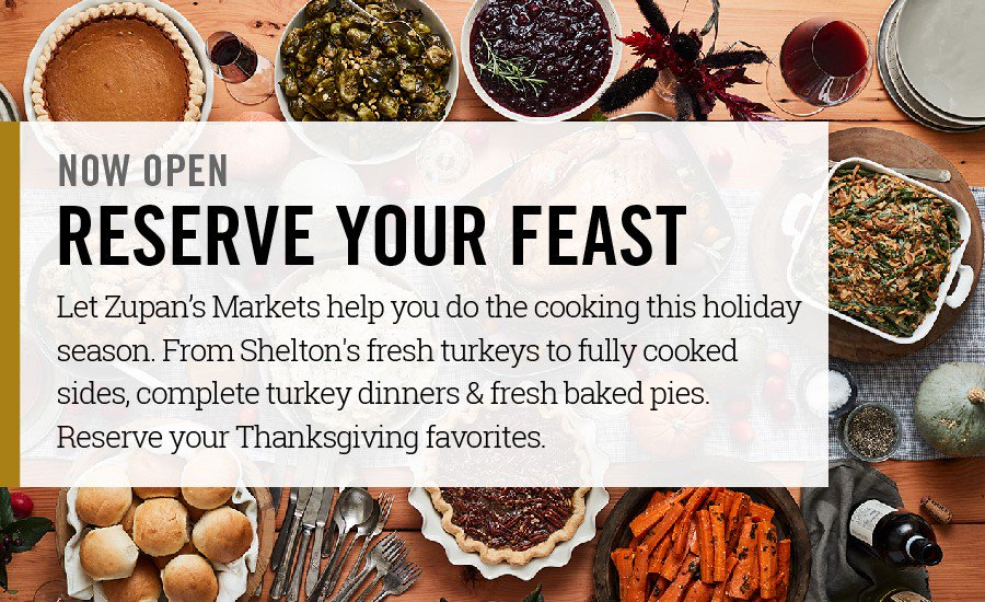 #Thanksgiving will be here before you know it! It's not too early to start planning for it!  Order everything you need here: https://t.co/oVLAqtevUg https://t.co/6peDAittG6