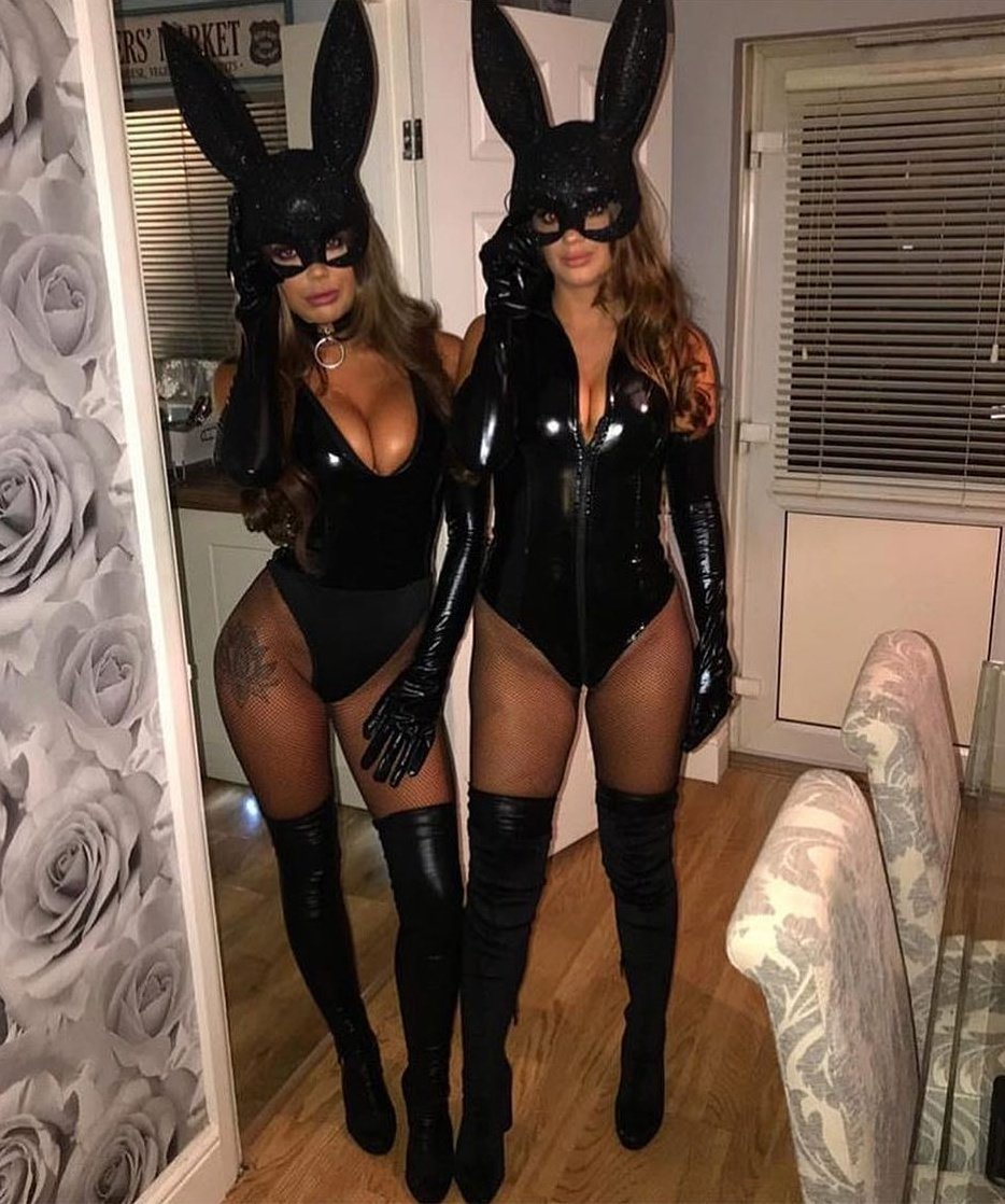Milf halloween costume Leather Leggings Fashion On Twitter Some Outfits Of Halloween 1 3