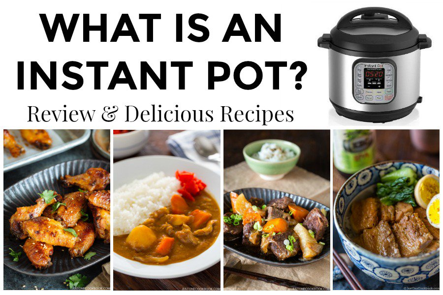 Recipe of the Day: What is an Instant Pot? Review + Delicious Recipes https://t.co/1quI5DPiMH https://t.co/DB7VyDII7k