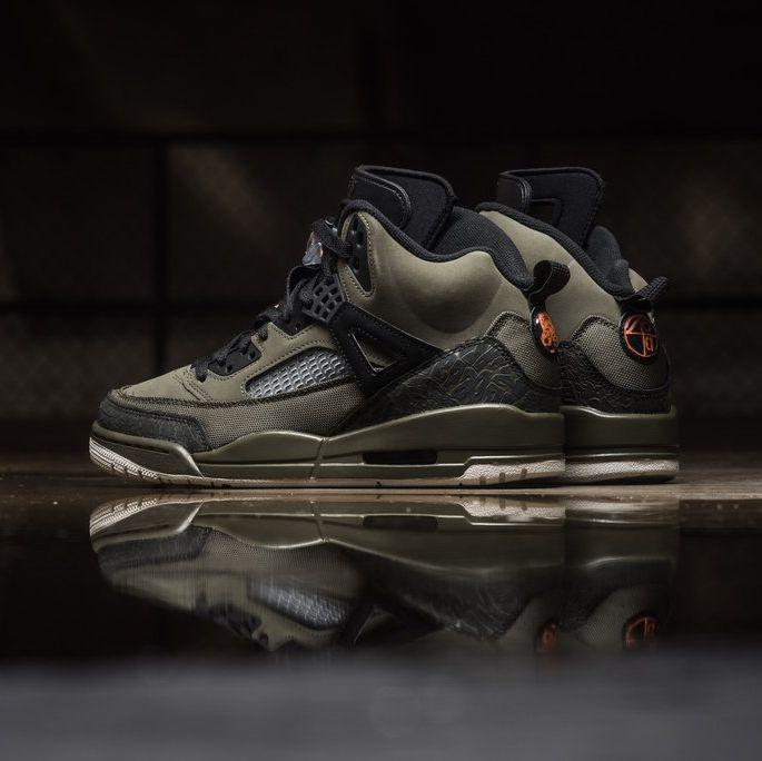 sneaker heaven. The Air Jordan Spizike