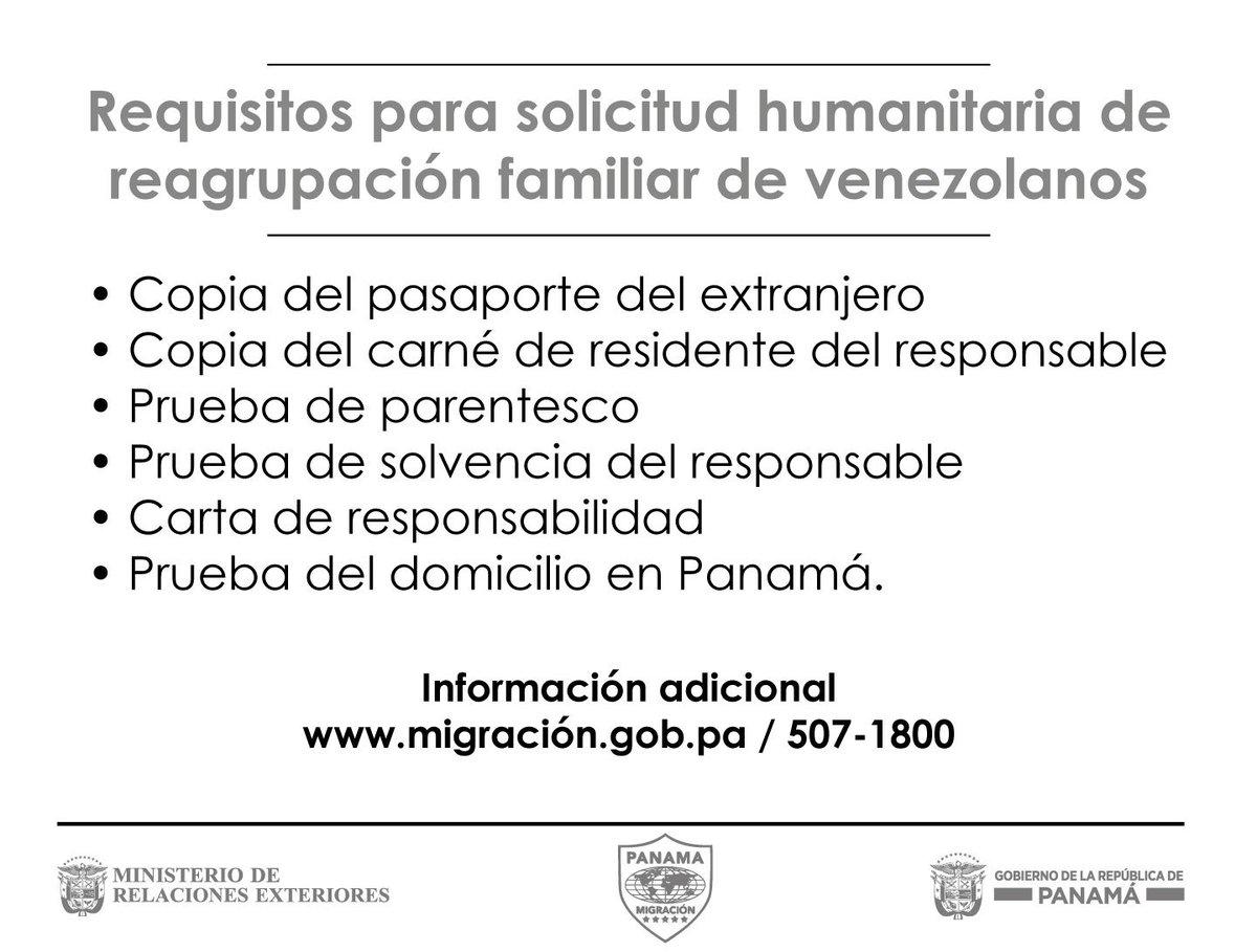 Cancillería Panamá on Twitter: \