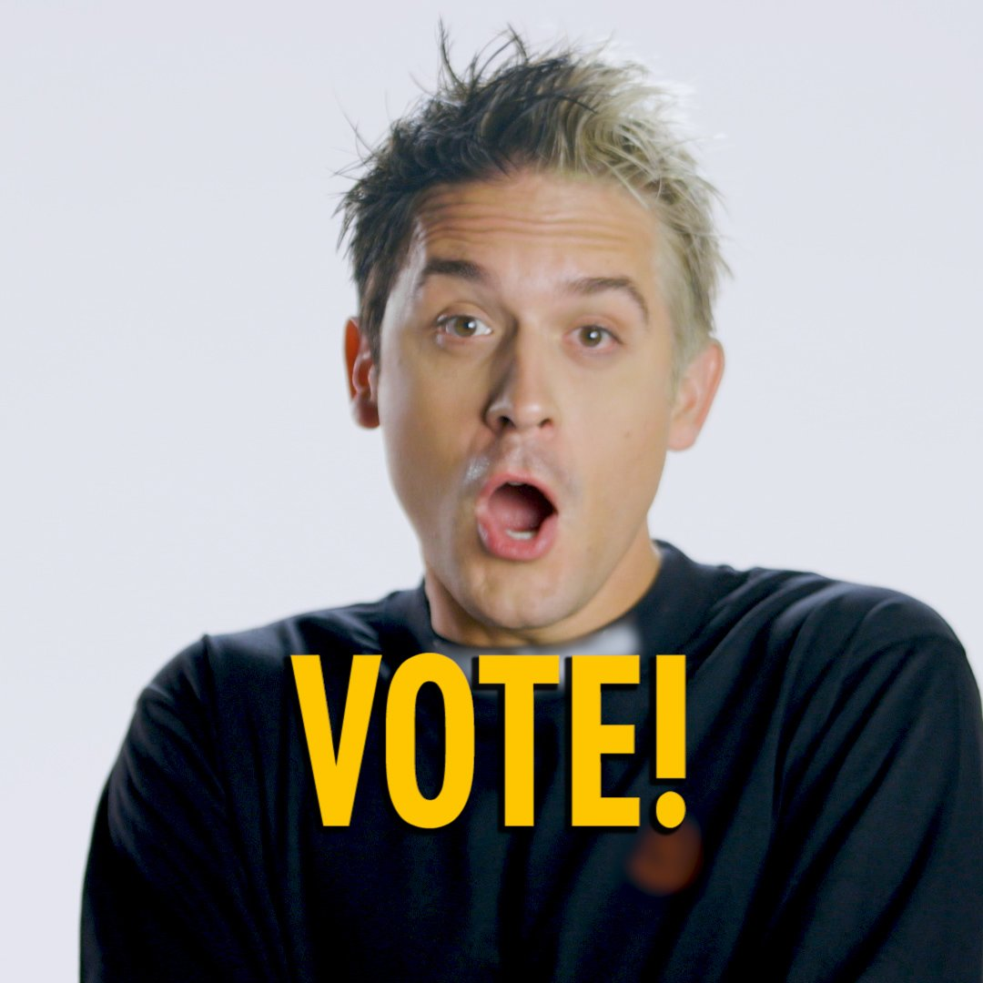 #ShouldWeVote, @G_Eazy? Learn more: cc.com/vote
