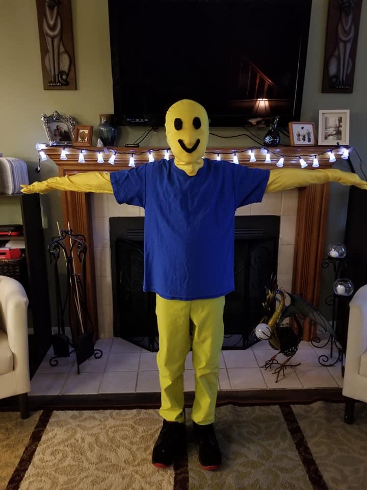 dantdm halloween costume
