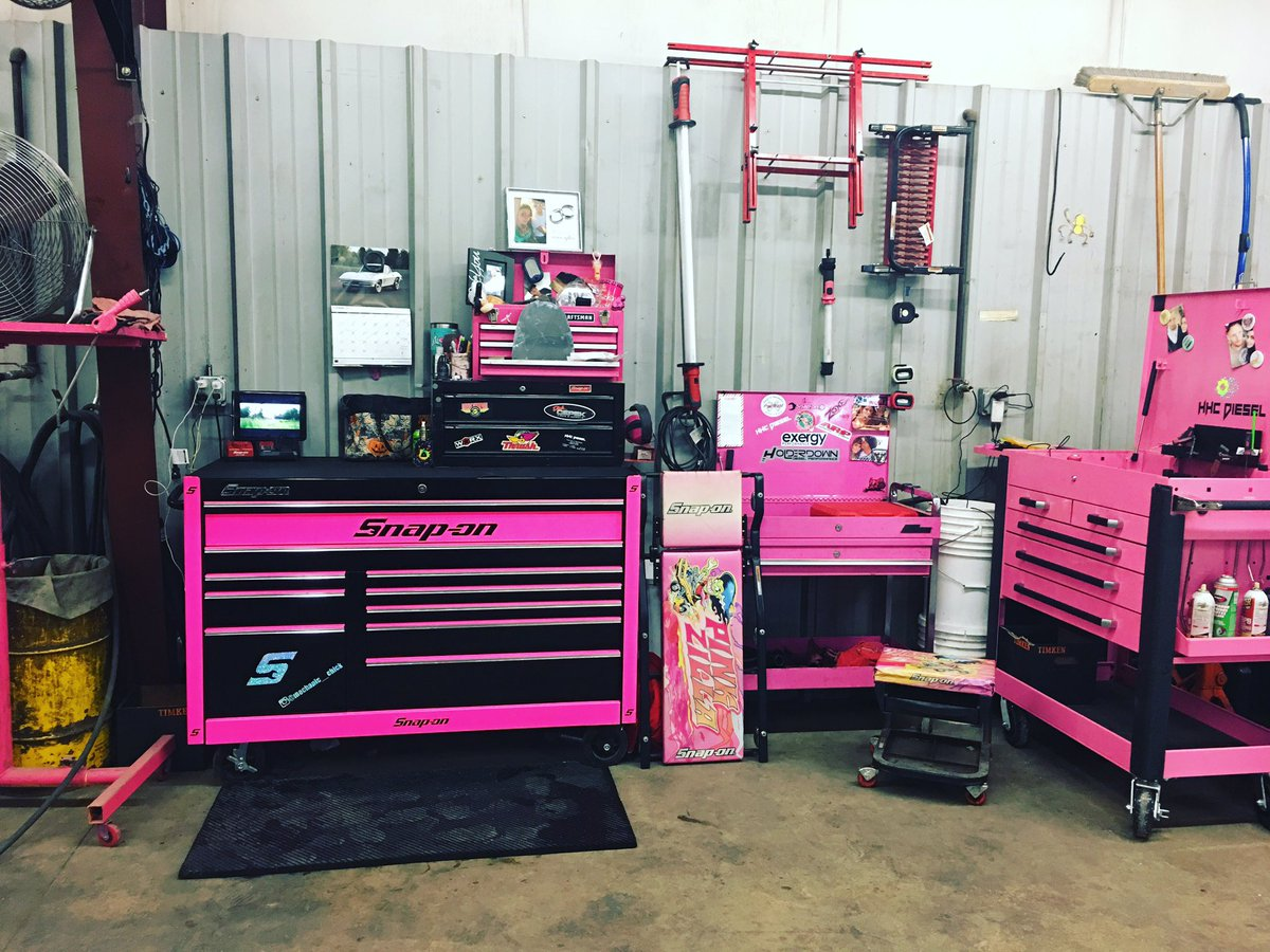 Diesel Mechanic Tools >> Mechanic Chick On Twitter Toolporn Snapon Snapontools