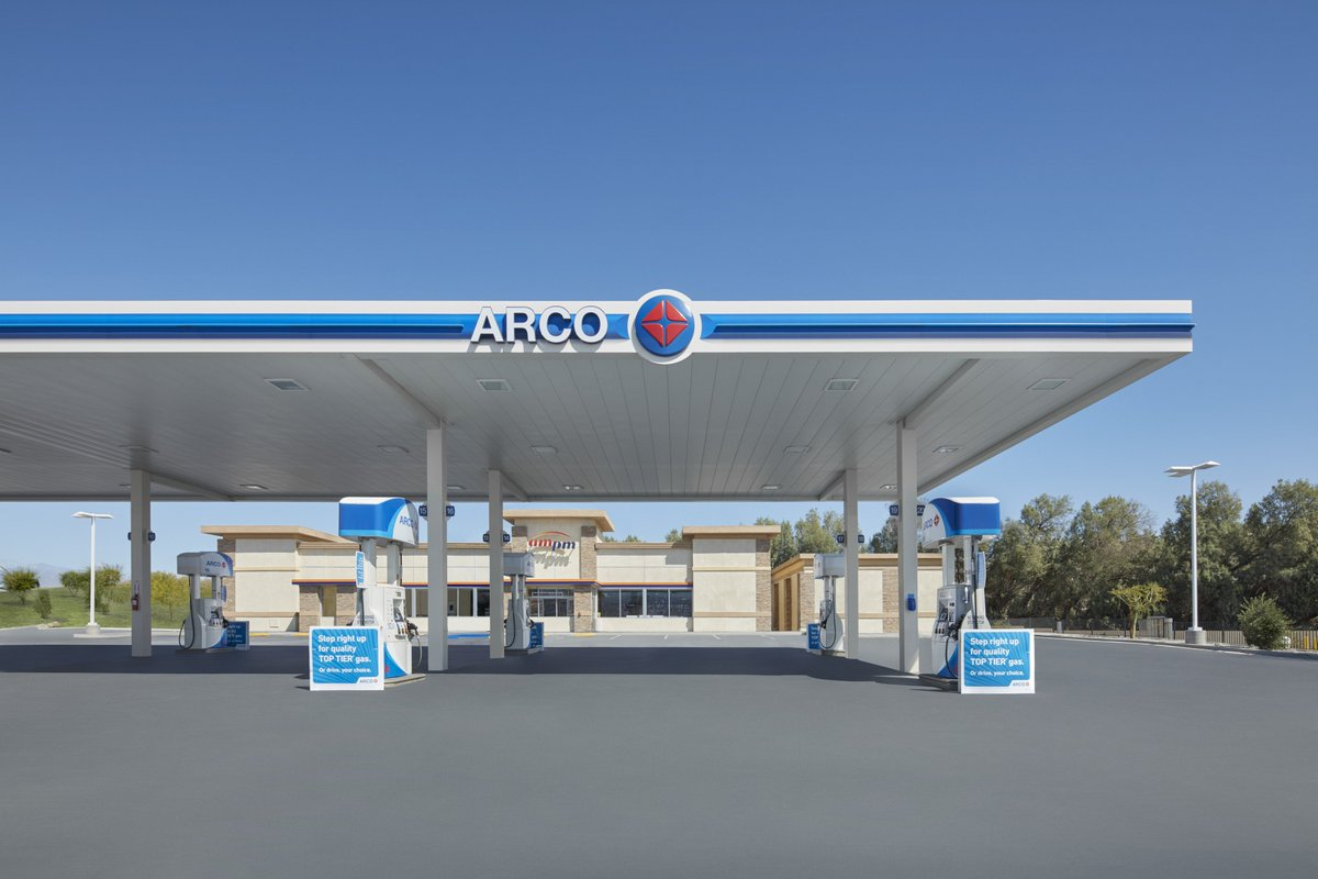 Arco Gas Station >> Arco Arco Twitter