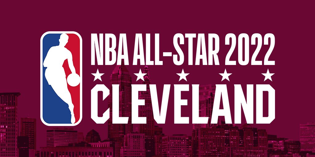 Cleveland to host #NBAAllStar 2022!  The annual game will take place at @TheQArena, home of the @cavs, on Sunday, February 20, 2022.