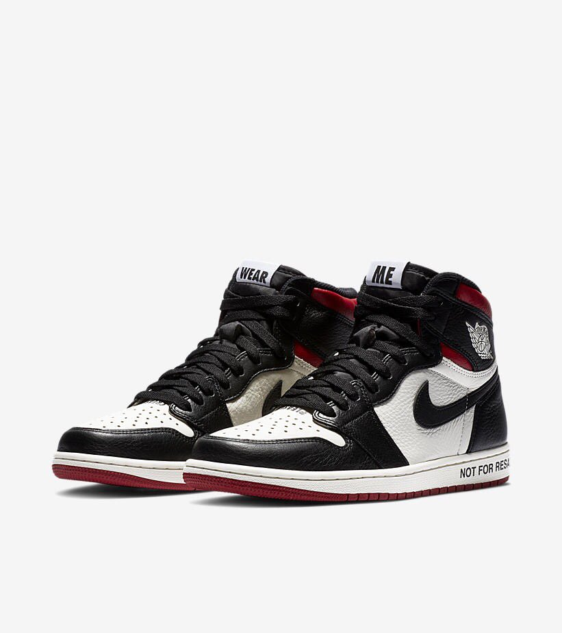 4f5e94c61b9e5 Official Images of the upcoming Jordan 1 Retro High OG NRG  Not For Resell   in Sail Black-Varsity Red  snkr twitrpic.twitter.com PGhNwU13bm