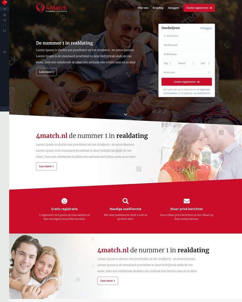 nummer 1 gratis dating website Middle School dating advies voor ouders