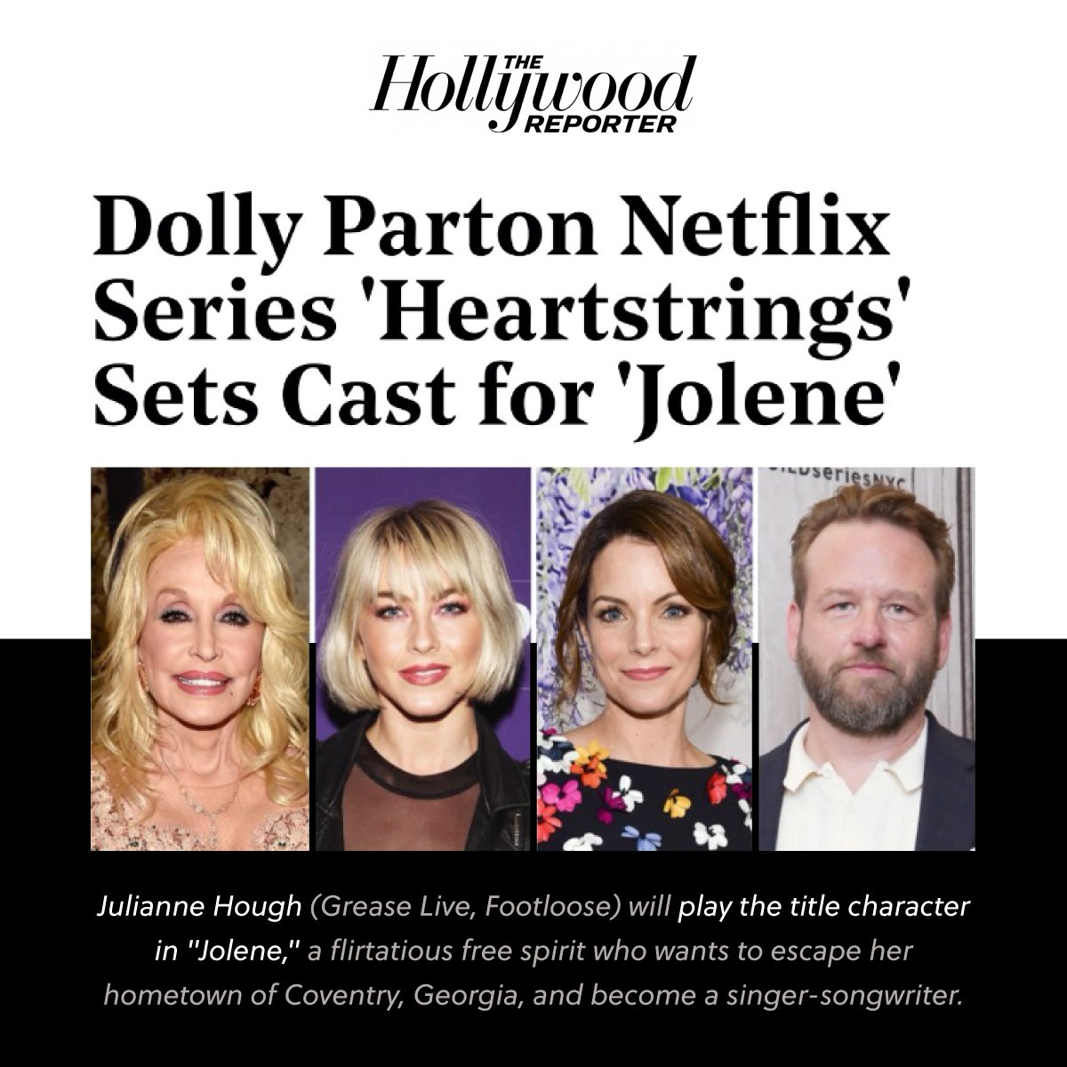 Julianne Hough On Twitter Such An Honor To Be Working With