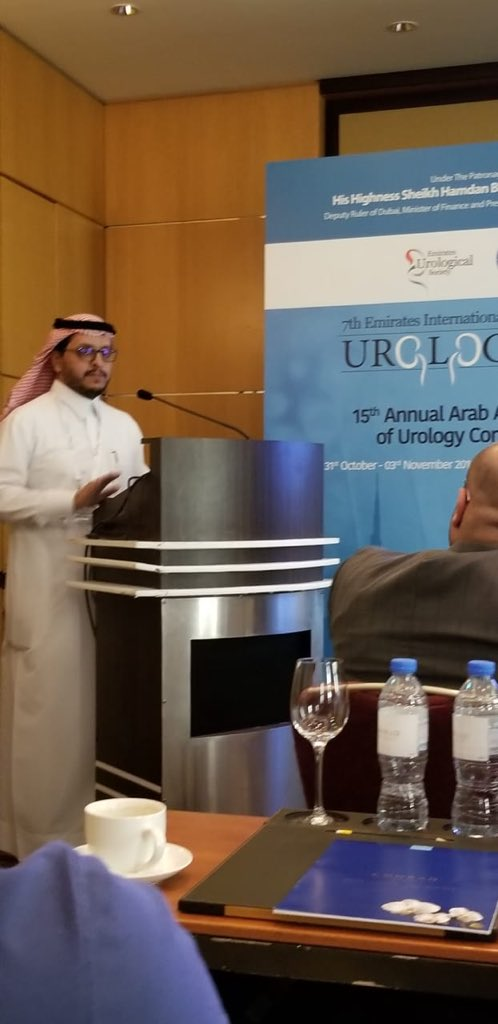 Honored to be here in #dubai  with such great friends ,, presenting our pediatric urology studies in PSMMC and getting closer to our colleagues #EUSC2018 1st day