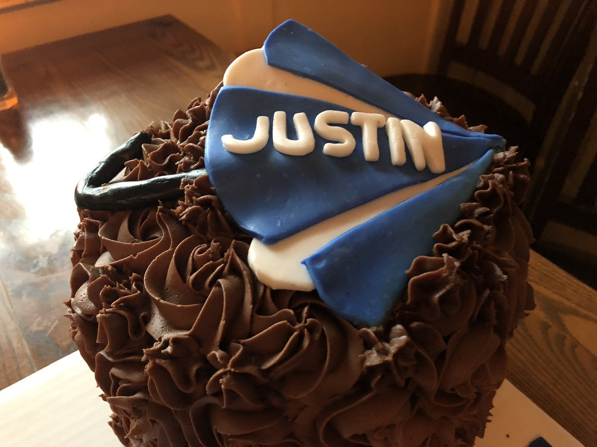 Justin Michaels On Twitter My Dear Friend And Talented Cake Maker Heather Dixon Made This Weatherchannel To Celebrate 39th Birthday