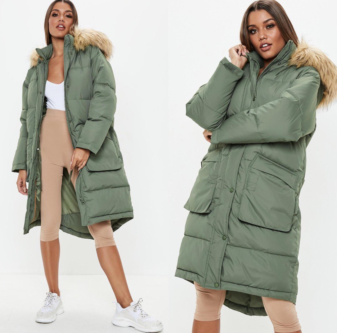 If you need me, you can find me in this 24/7 💎✨ Keep it cosy + shop the 'khaki longline padded parka' online now https://t.co/2fm6c1IDcj #missguided