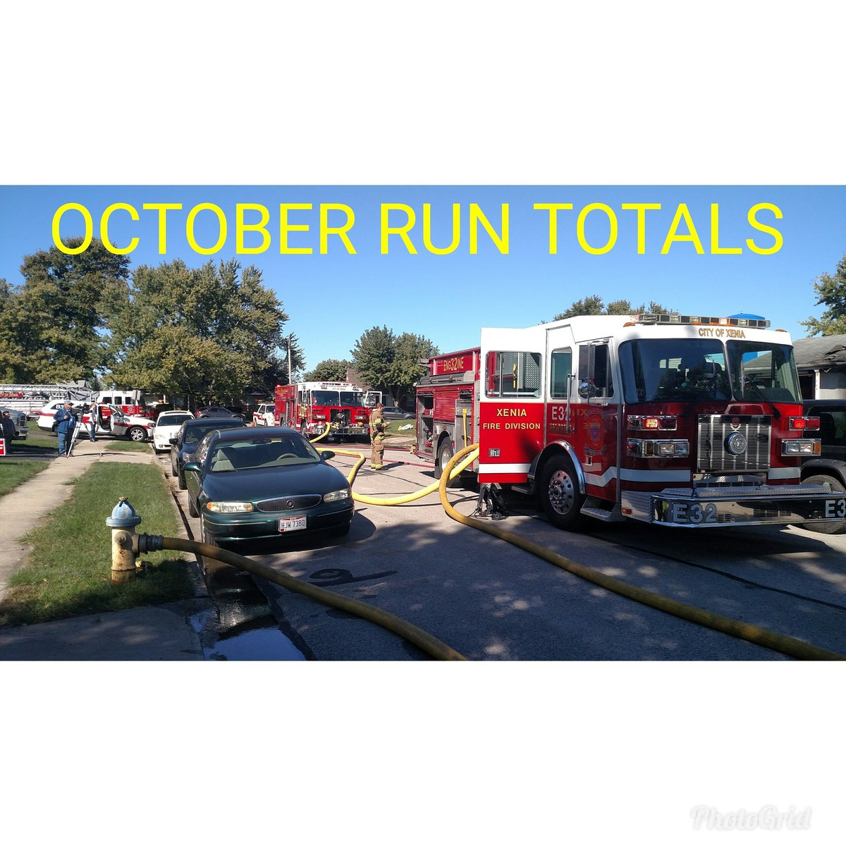 Xenia Fire Division on Twitter: