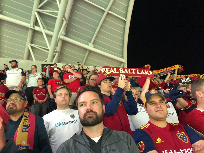 Timeline Los Angeles Football Club Vs Real Salt Lake 11