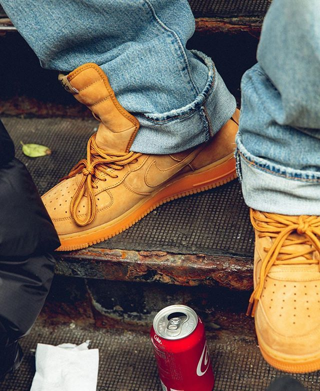 b818bfea08 ... to your fall/winter sneaker rotation? The Nike Air Force 1 High