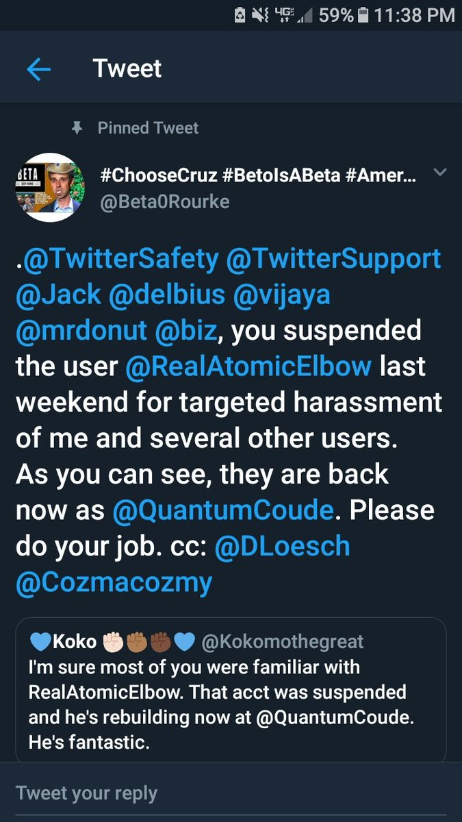 ed8af20fe981 JC is using one of his alts to claim they are atomielbow so he can role  play that he s being harassed. I seen false flag attempts before but this  is ...