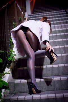 コスプレイヤー月宮まどかのTwitter自撮りエロ画像5