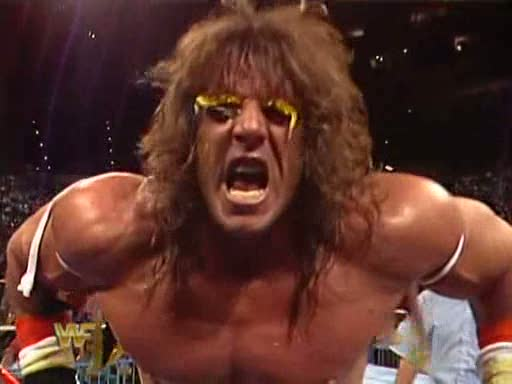 The Ultimate Warrior led the charge at Survivor Series: 1988
