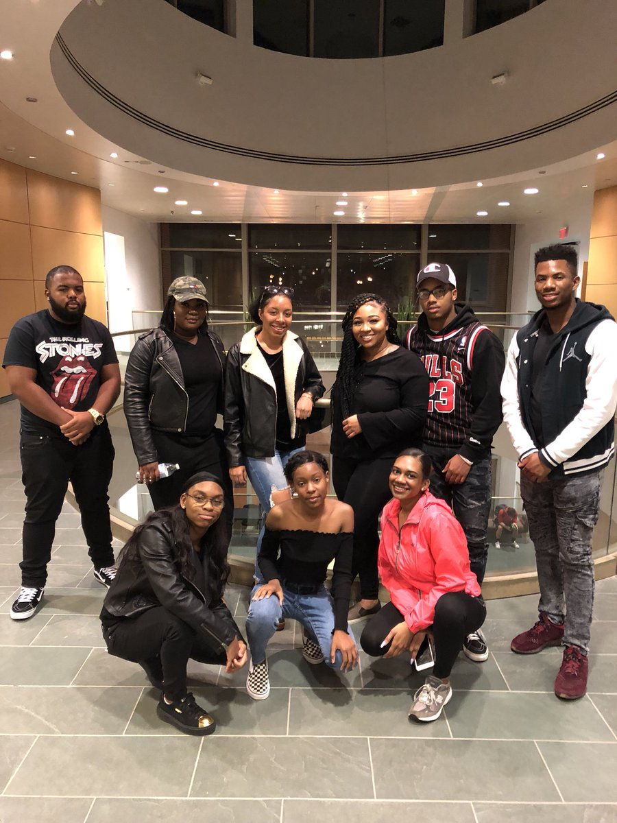 RG x @Activemindsfsu1 ✨ We thank everyone for coming out tonight! It was an excellent discussion. Stay tuned for what's happening next !!🗣