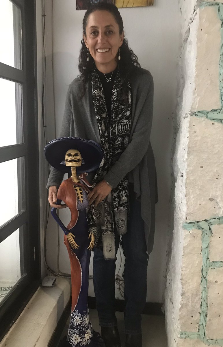 Claudia Sheinbaum auf Twitter