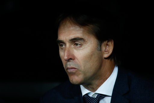We suspended betting yesterday on Julen Lopetegui being sacked as Real Madrid manager.  Here's the latest market on a potential replacement:  3/1 Antonio Conte  7/2 Mauricio Pochettino 6/1 Arsene Wenger 7/1 Guti 10/1 Jose Mourinho 16/1 Massimiliano Allegri