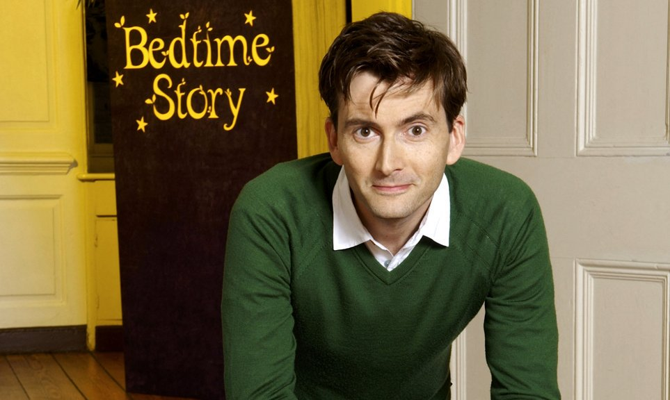 It's #BBCDoctorWho day so here's another top #BedtimeStory for you!  Tenth Doctor, David Tennant is reading Small Mouse Big City 📚  Available on @BBCiPlayer after tonight's Doctor Who or watch at 6:50pm 🙌