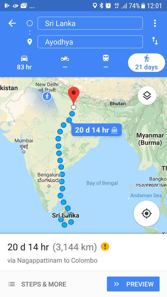 Ayodhya In India Map.Madhupurnima Kishwar On Twitter For Those Who Doubt The