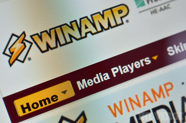 Winamp is coming back as an all-in-one music player https://t.co/LUSPmBBPSk