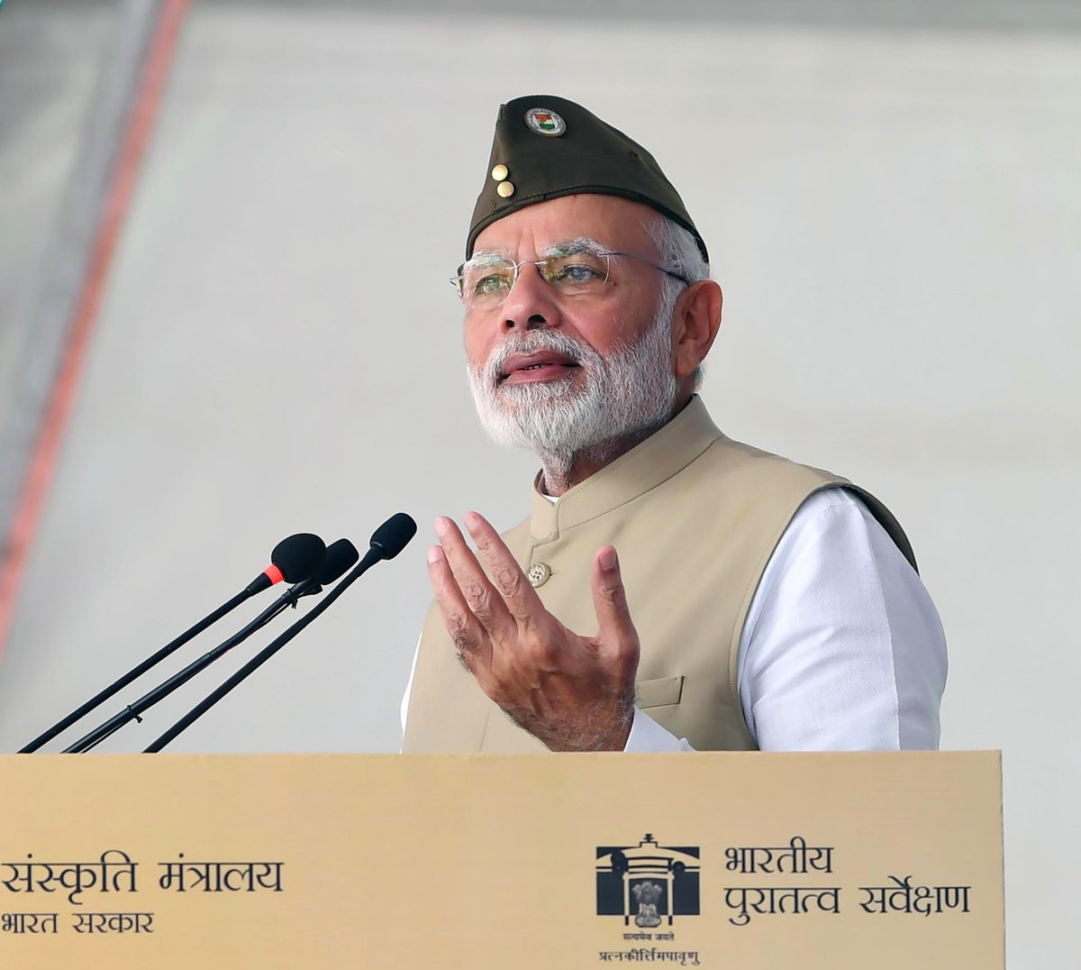Indian forces are ready to face any challenges to protect the country: PM