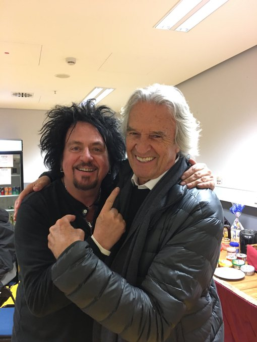 Happy Birthday to our dear friend The Great Steve Lukather !!!