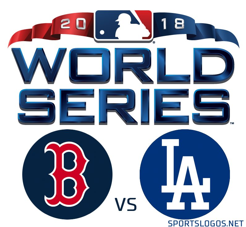 Chris Creamer On Twitter Its All Set The 2018 Worldseries Will