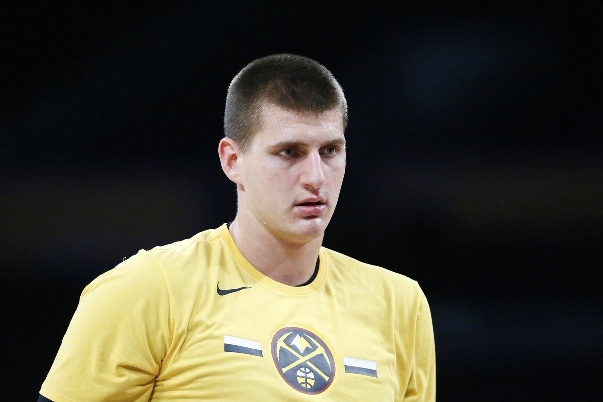 Jokic went to WORK tonight  35 points 11-11 FG 12 boards 11 assists 0 TO W