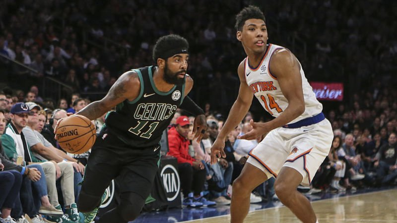 Kyrie Irving admits he 'strongly considered' the Knicks before announcing his intent to re-sign with the Celtics. https://t.co/b7mNk0dBUG