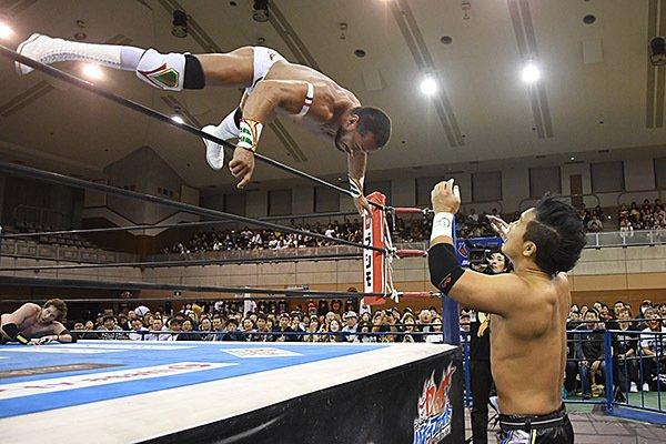 """NJPW:""""Super Jr. Tag League 2018"""" Día 4 Mexicanos vuelven a caer 3"""