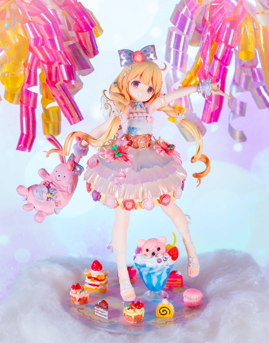 Futaba Anzu - Namakemono Fairy Ver  (Alter) #idolmaster #imas_cg