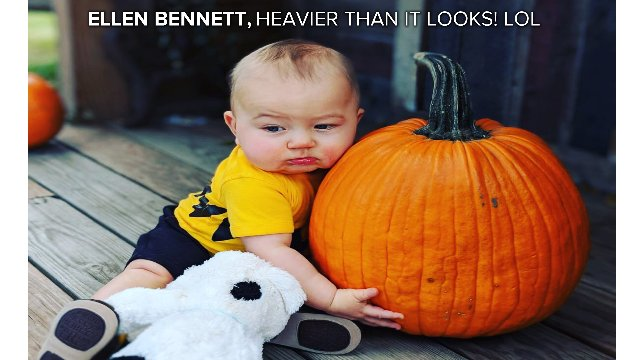I love this time of year when pictures like this fill my inbox.. thank you for making me smile! Keep em' coming folks!