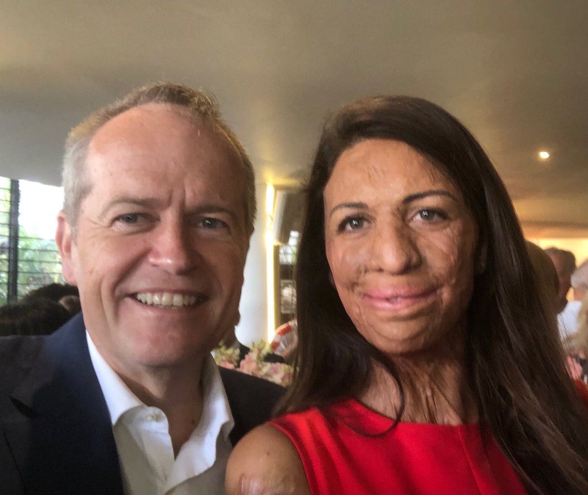 Fantastic to meet @TuriaPitt this morning. Just a truly inspirational Australian.