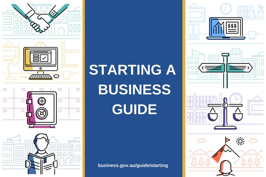 Start smart with our new Starting a Business Guide! It's a step-by-step guide that walks you through what's required when starting a business. https://t.co/2At3dPCVVc