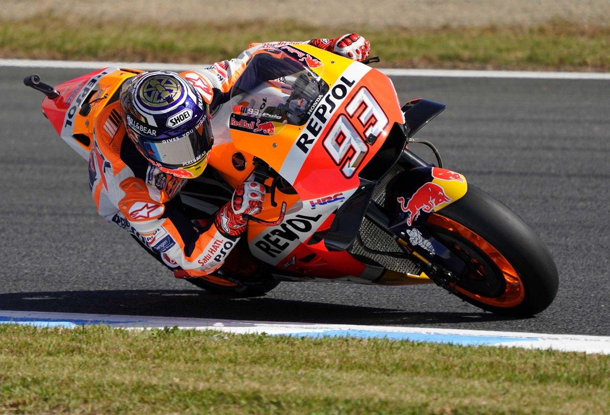 #MotoGP, in Giappone Marc #Marquez vince la gara ed è campione del mondo → https://t.co/eaOfKh6CTD