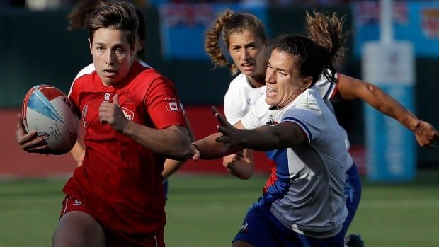 ICYMI | Canadian rugby 7s captain Ghislaine Landry scores 1,000th career point https://t.co/F86G8a5GdW