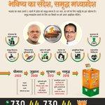#BJP4SamriddhMP Twitter Photo