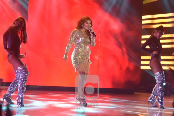 Happy Birthday to the Ultimate Showgirl, Ms. Vina Morales!