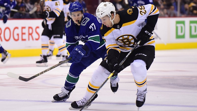Bruce Cassidy was critical of Brandon Carlo after the Bruins lost 2-1 in overtime against the Canucks. https://t.co/Nad3mafZsV