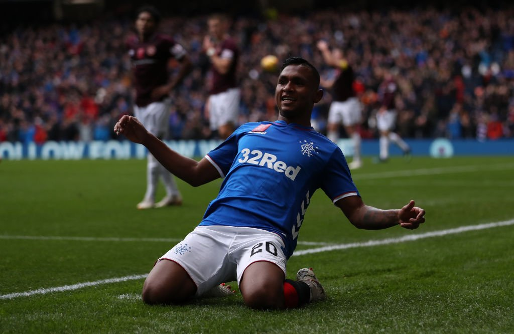 From Finland's goal machine to Steven Gerrard's Rangers spearhead.  Alfredo Morelos has become a hero.  https://t.co/nsUxdVwY82