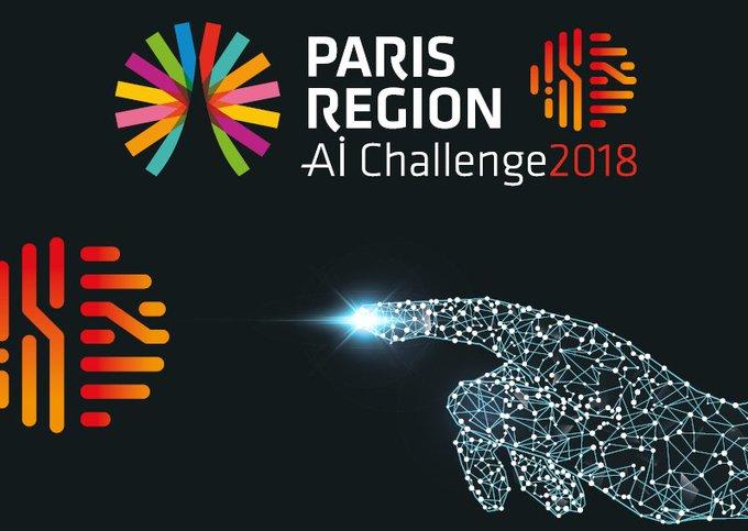 Atos partenaire de #AIParisRegion - le premier concours international #AI pour #startups par...