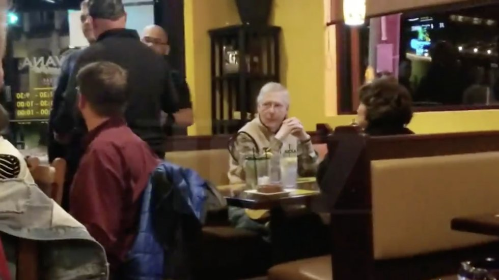 McConnell confronted by angry customers at restaurant, gets food thrown out: report https://t.co/HpiwBfbNCt https://t.co/g8g2i0fFHQ