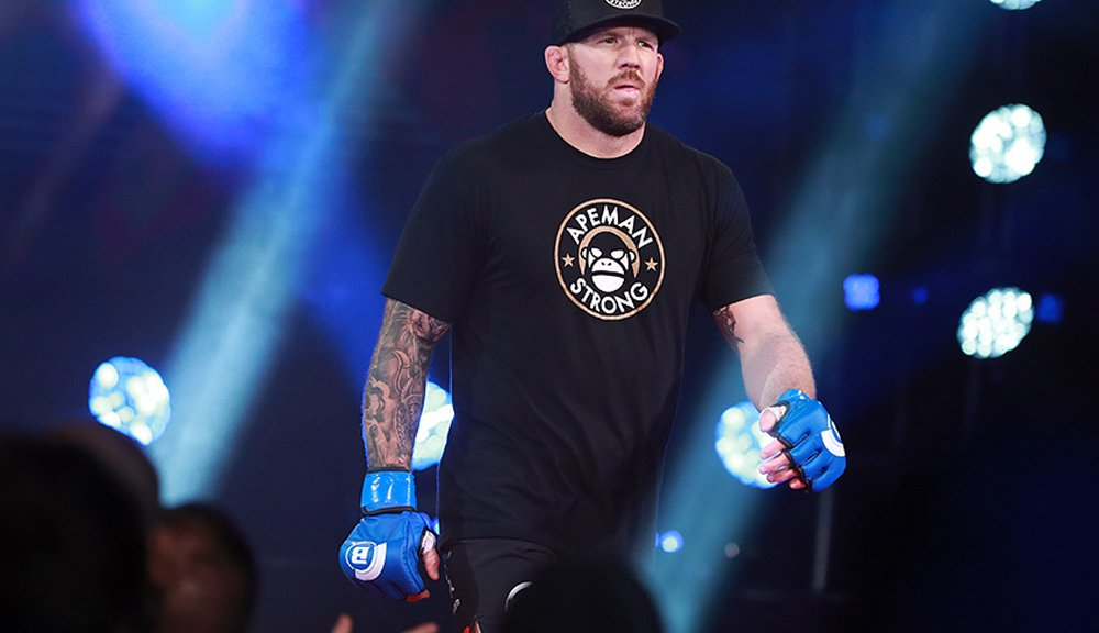 Ryan Bader: Derrick Lewis could be Daniel Cormier's 'easiest fight in a long, long time' https://t.co/1sv3aT2ZvC