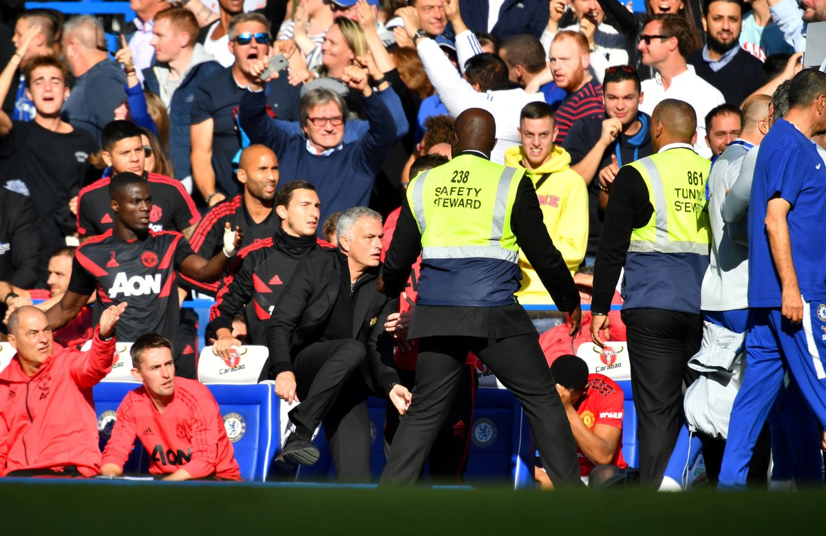 Jose Mourinho accepts Marco Ianni's apology for touchline fracas  https://t.co/RmcMHkF1hY #cfc #mufc
