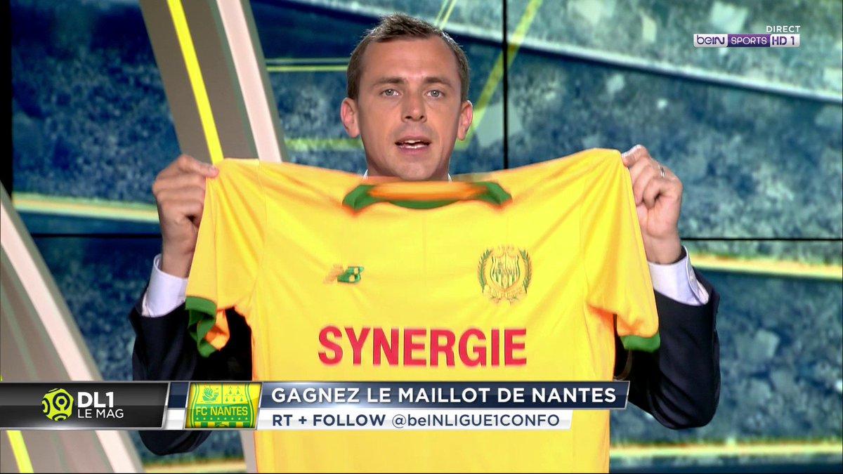 RT ce message et tentez de gagner le maillot du FC Nantes / Follow @beinLigue1Confo pour jouer #DL1